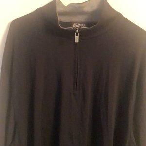 Michael Michael Kors long Sleeved Cotton T-shirt